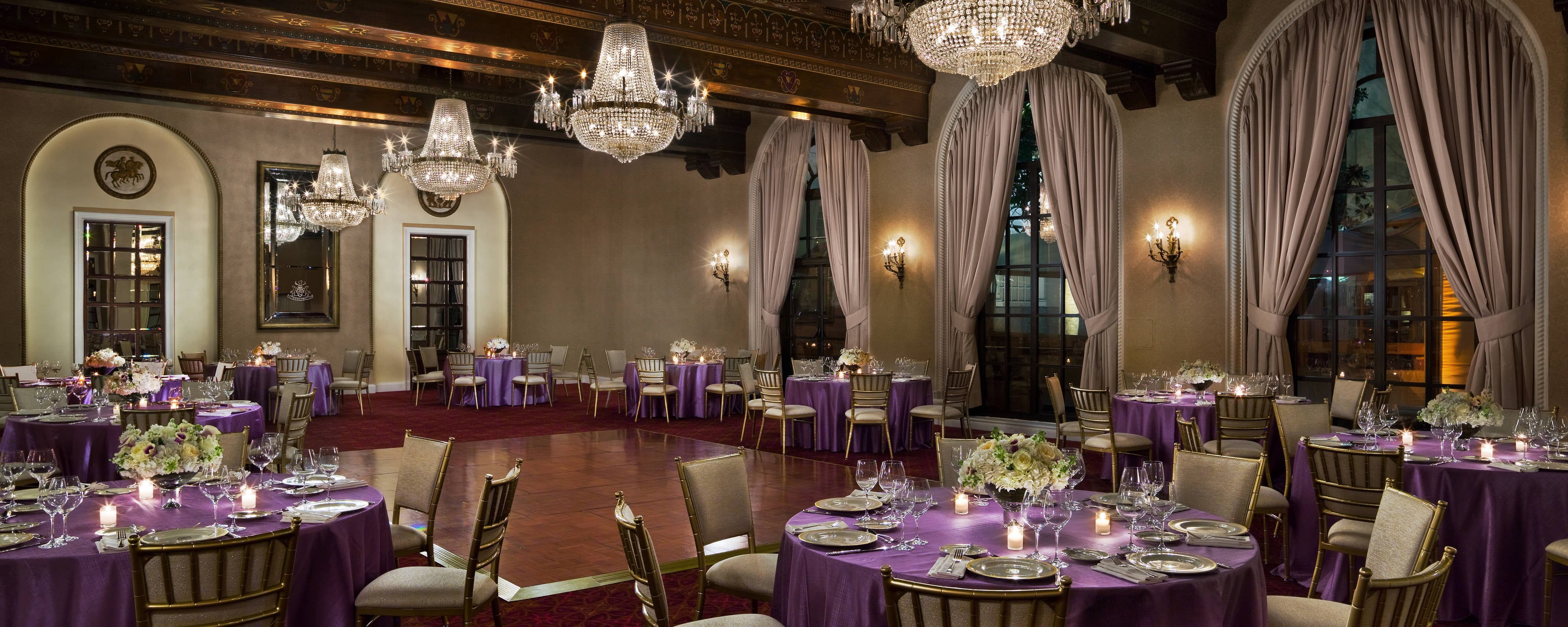 Washington D C Wedding Reception Venues The St Regis