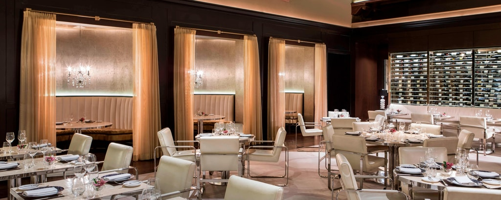 The St Regis Restaurant