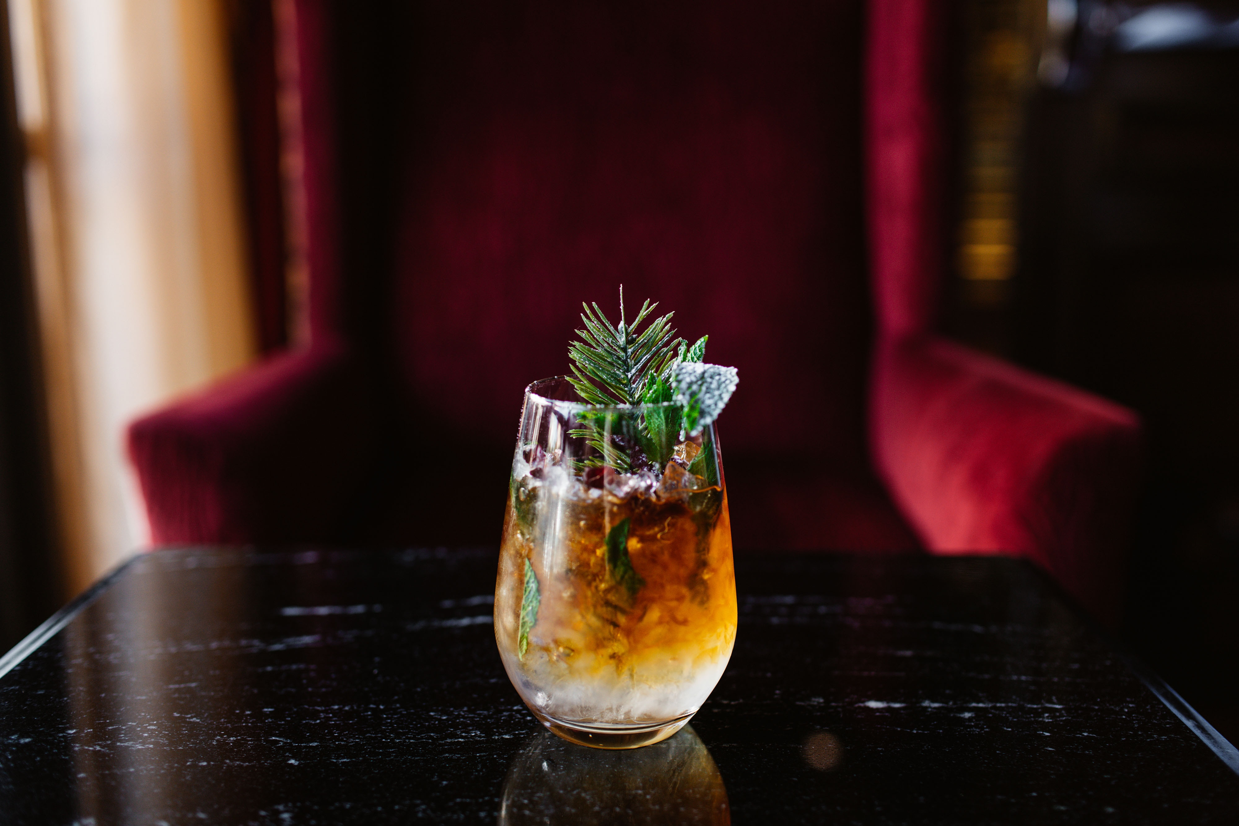 St. Regis Bar - Seasonal Craft Cocktail