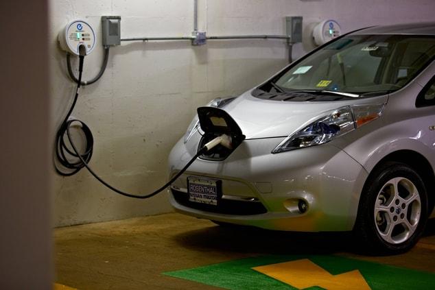 McLean Virginia hotel car charging