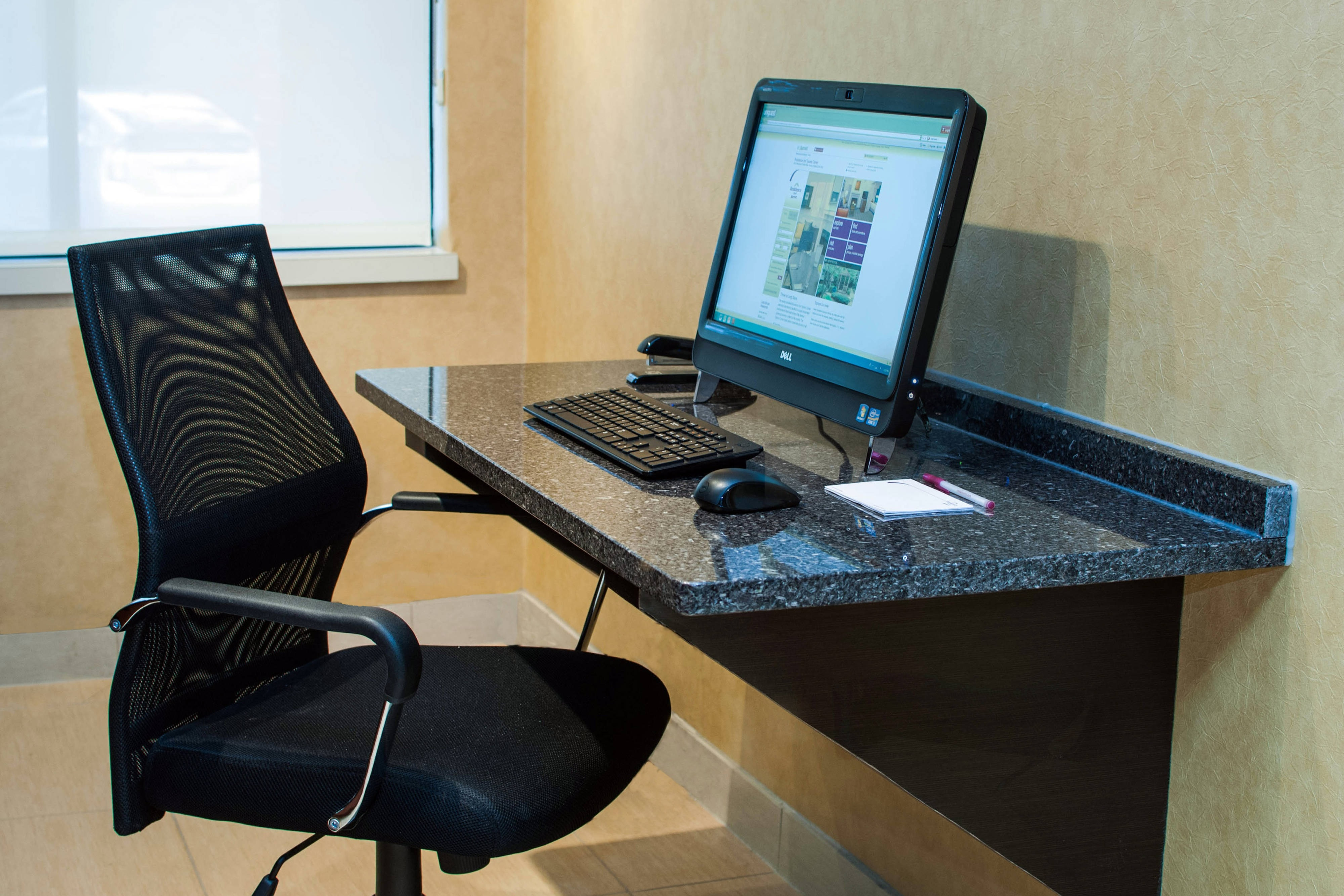 Business Center in Hotel in Nord-Virginia