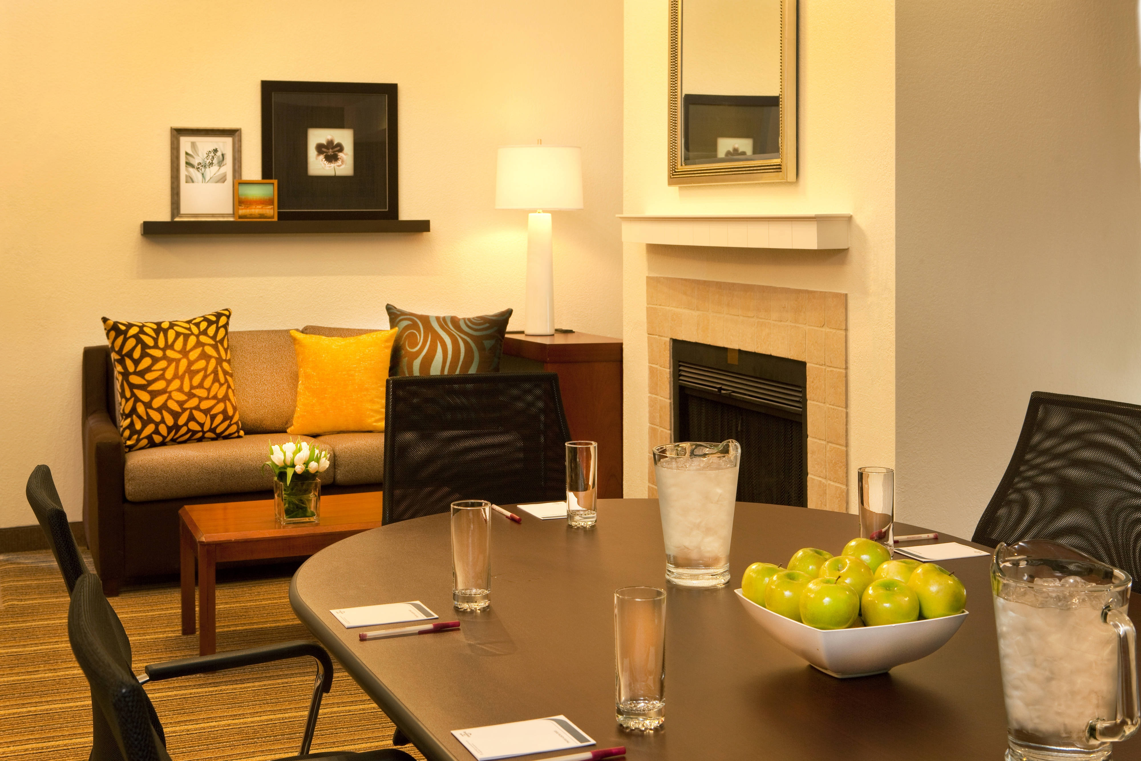 Corporate housing suite Northern Virginia