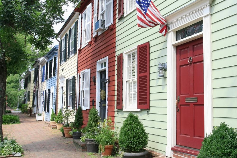 Historic Old Town Alexandria