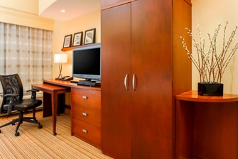 Woodbridge Virginia Accessible Room Amenities