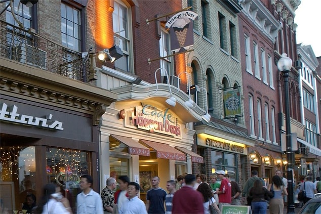 Georgetown Restaurants