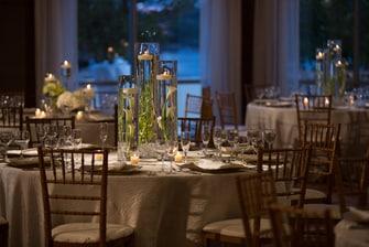 Gaithersburg Marriott Wedding Reception