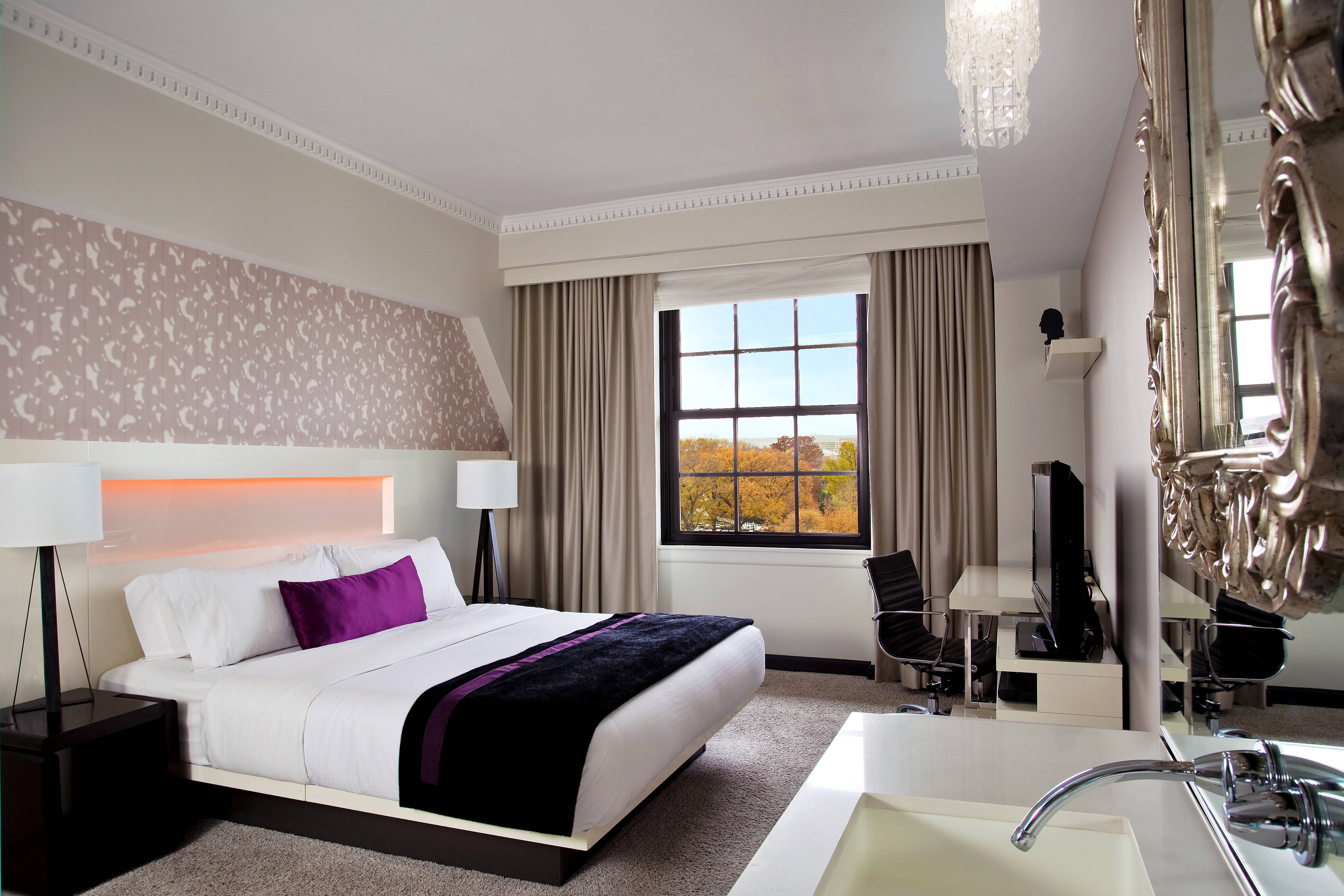 Spectacular King Guest Room