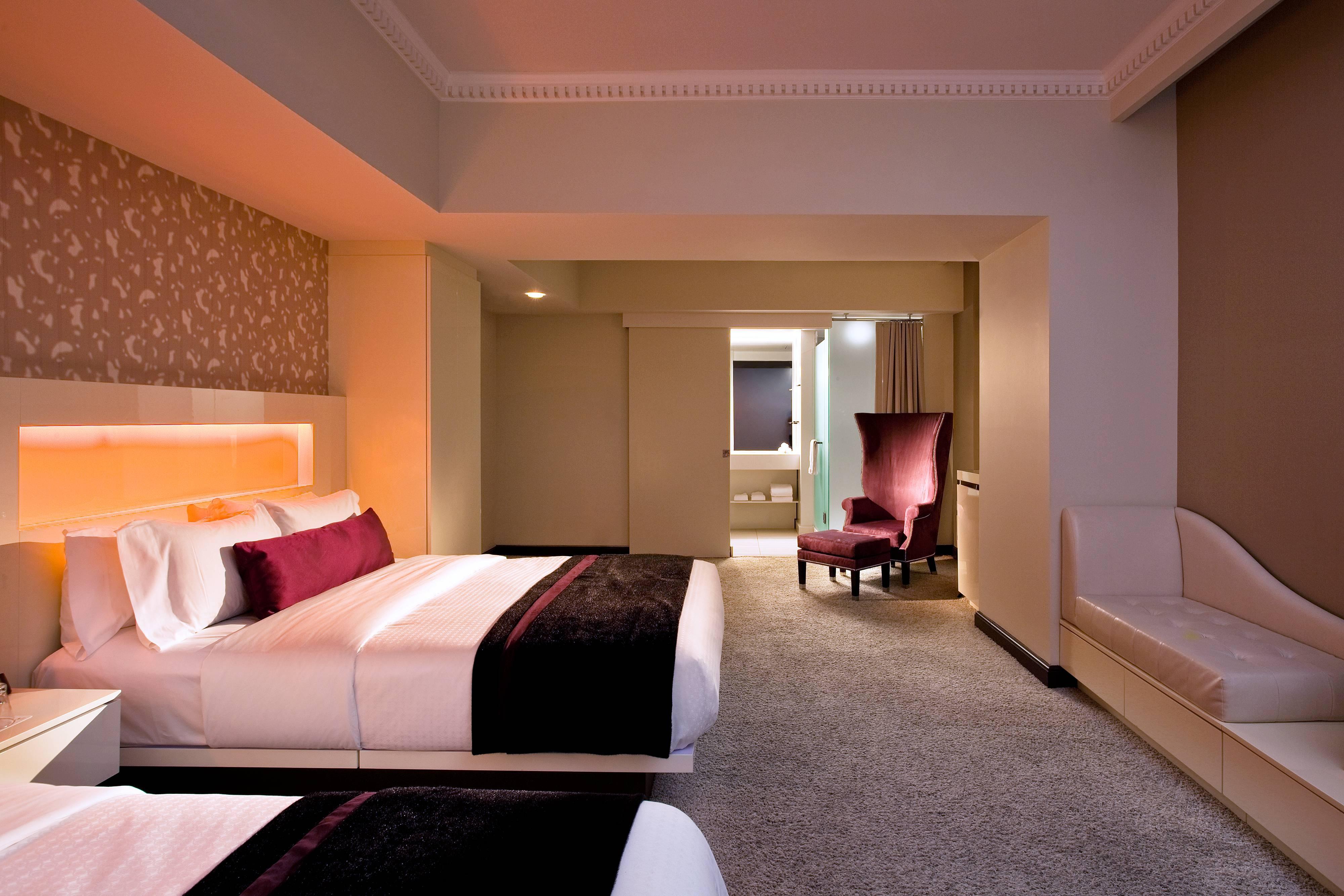 Wonderful Queen/Queen Guest Room