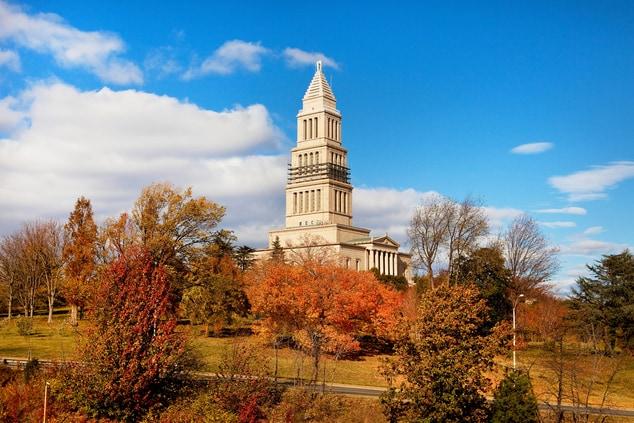 Local Area - Washington Memorial