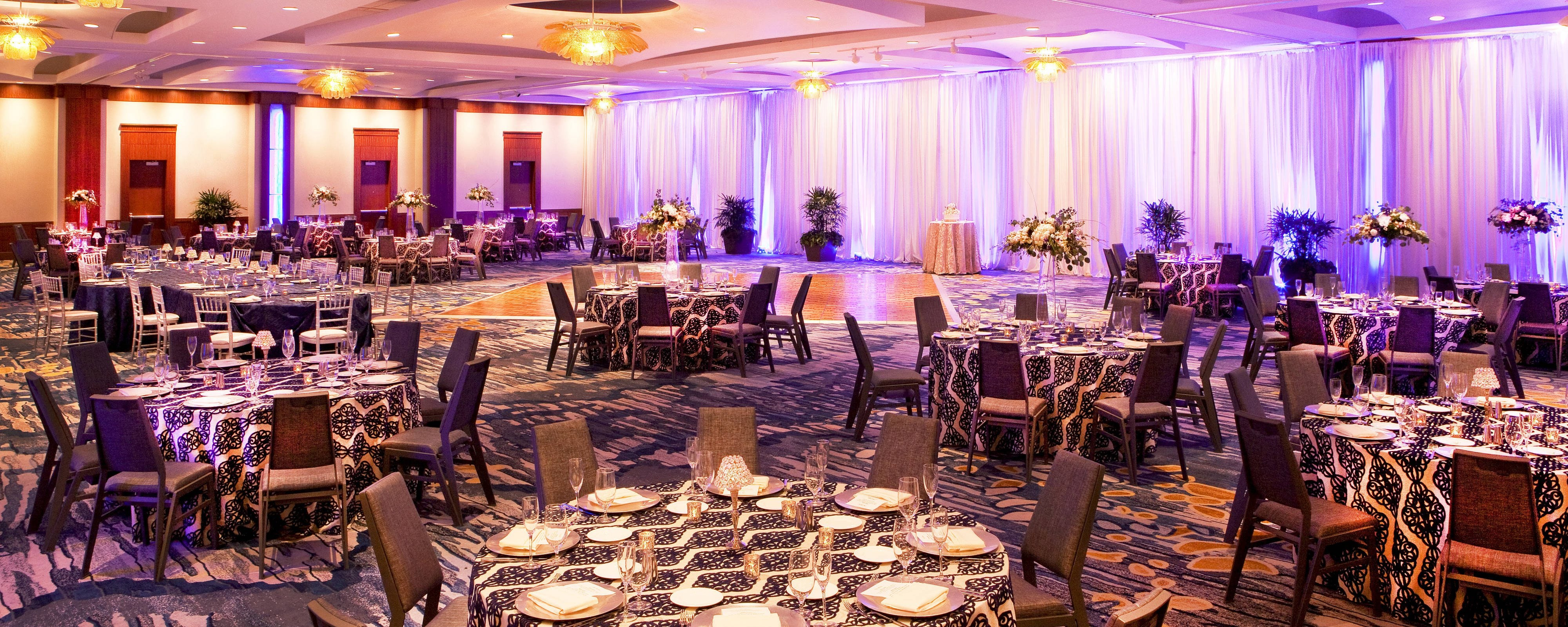 Wedding planning in Alexandria at the The Westin Alexandria