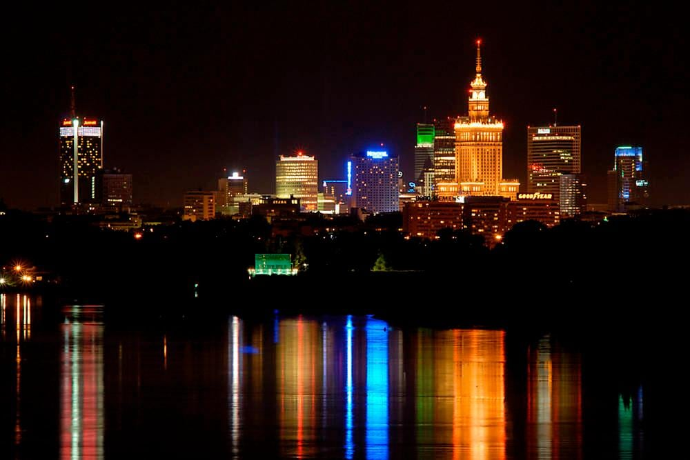 Warsaw, Capital of Poland