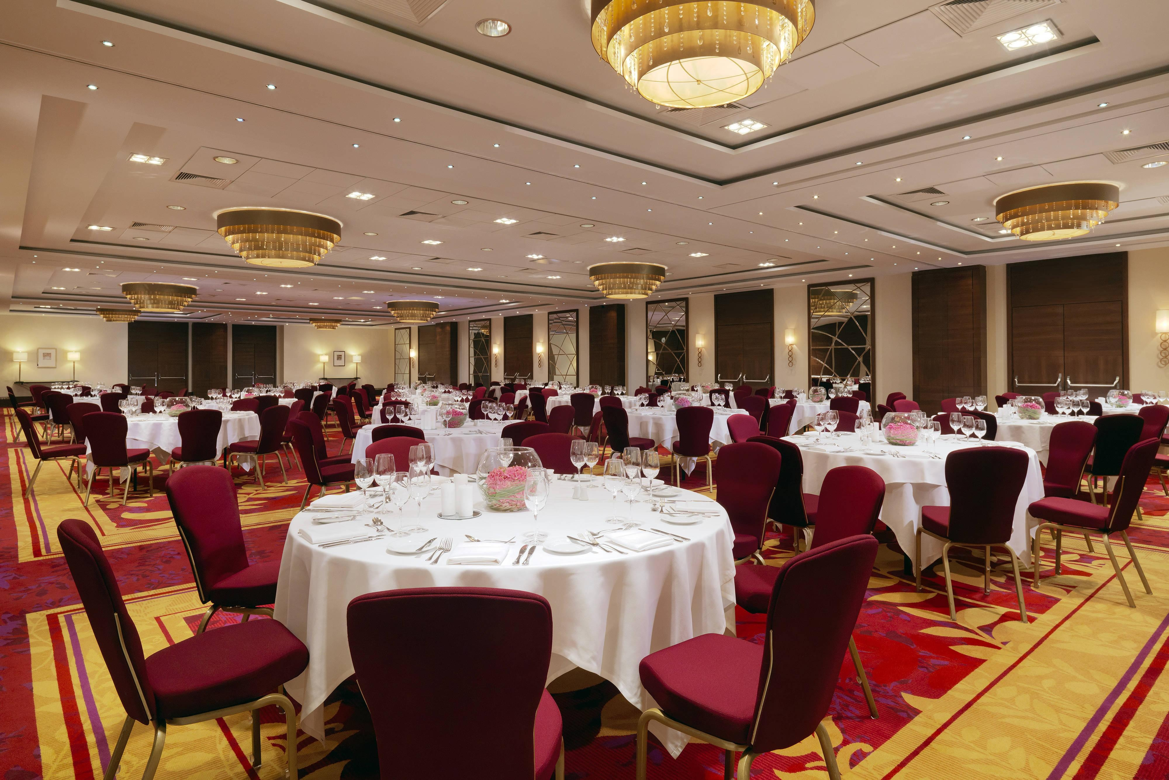 Warsaw hotel ballroom conference