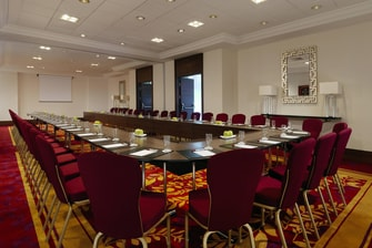 Warsaw hotel with meeting room
