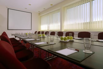 Warsaw, Poland hotel meeting room