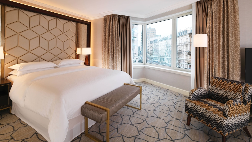 Club Executive Suite – Schlafzimmer