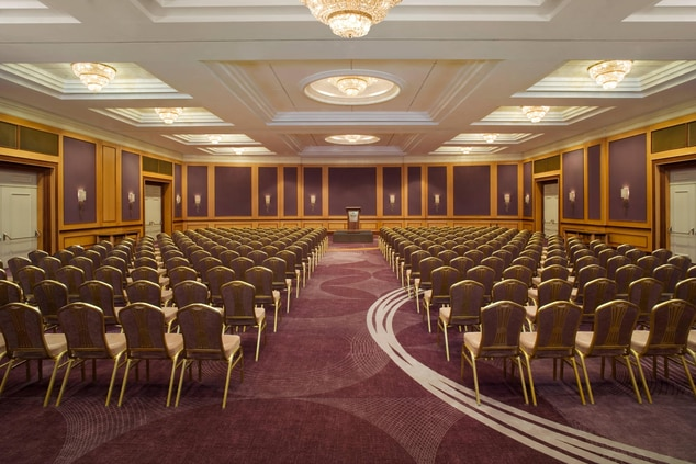 Ball Room - Theatre-Style Meeting