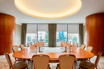 Boardroom Meeting Room U-Shape