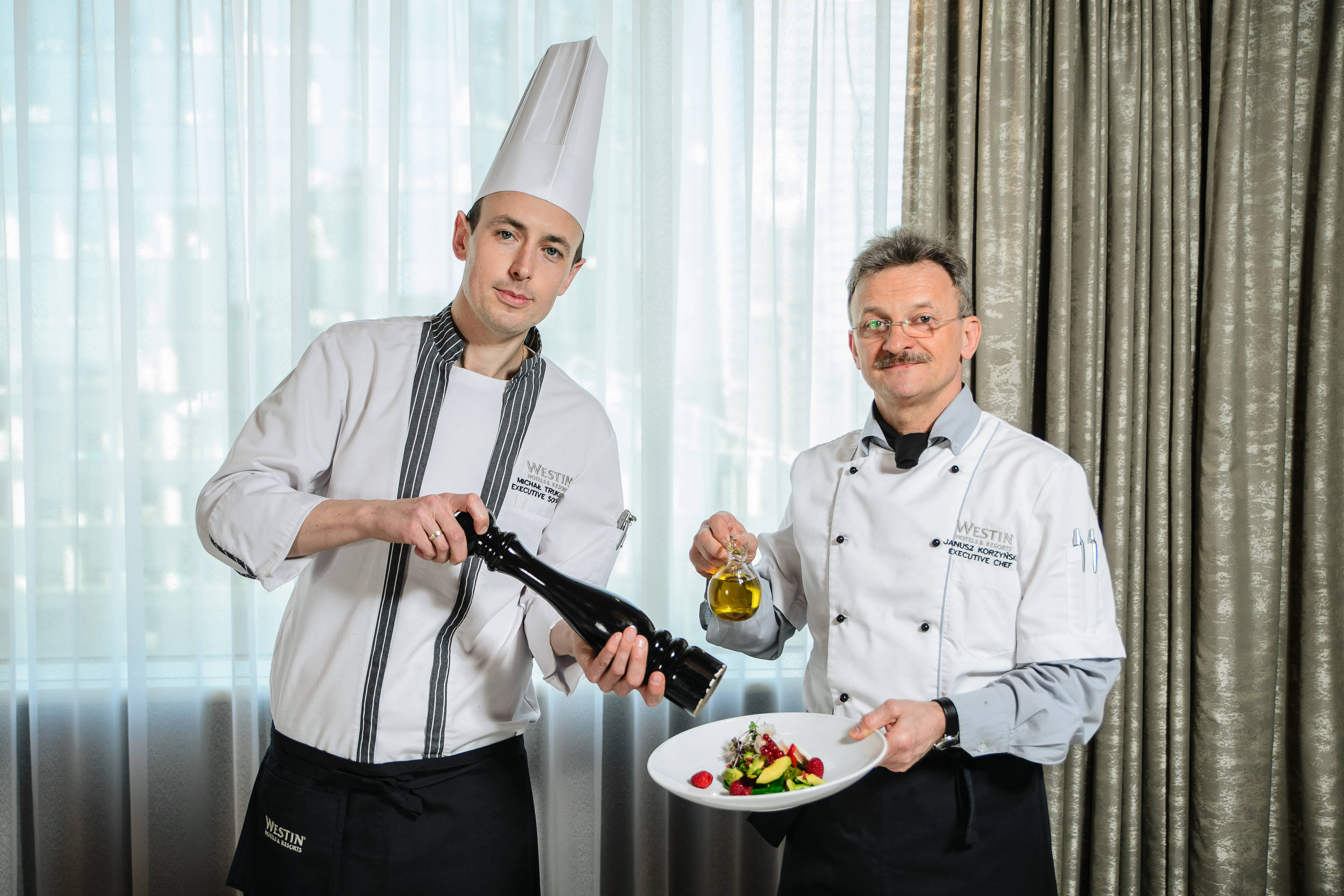 Eat Well at The Westin Warsaw
