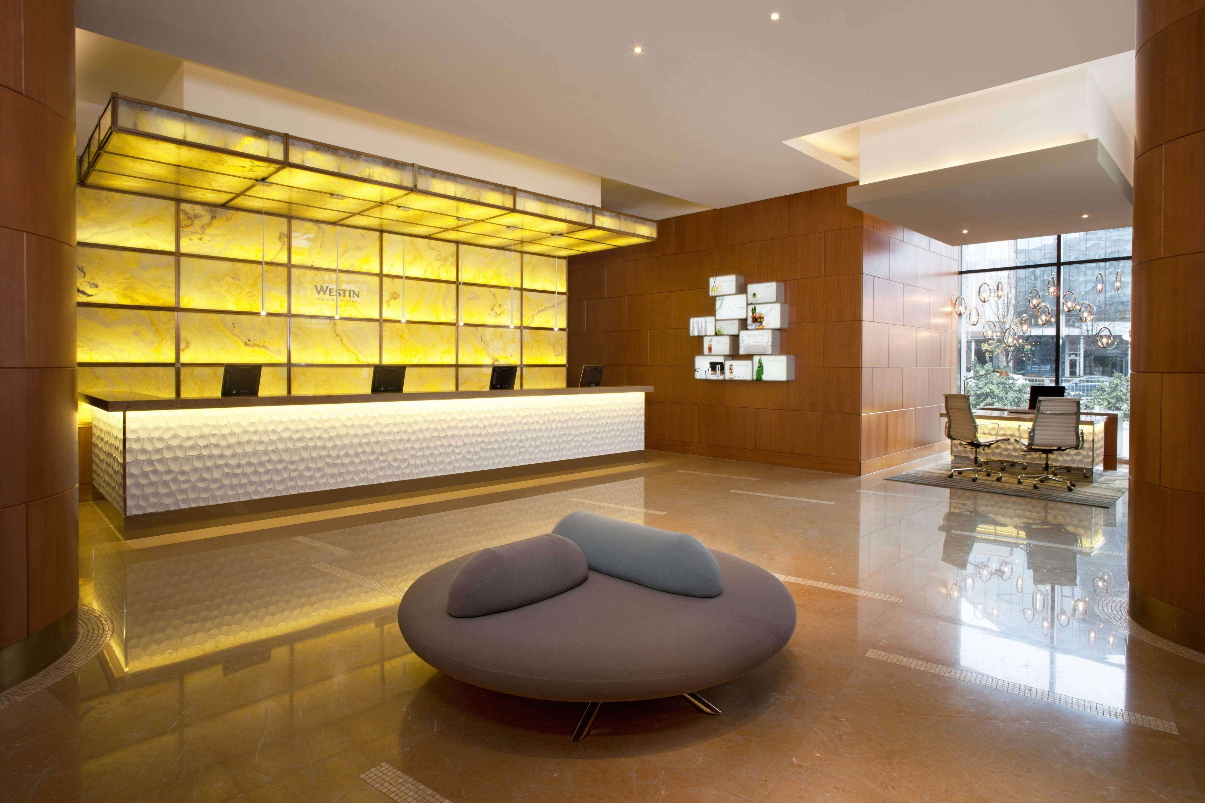 Lobby & Front Office