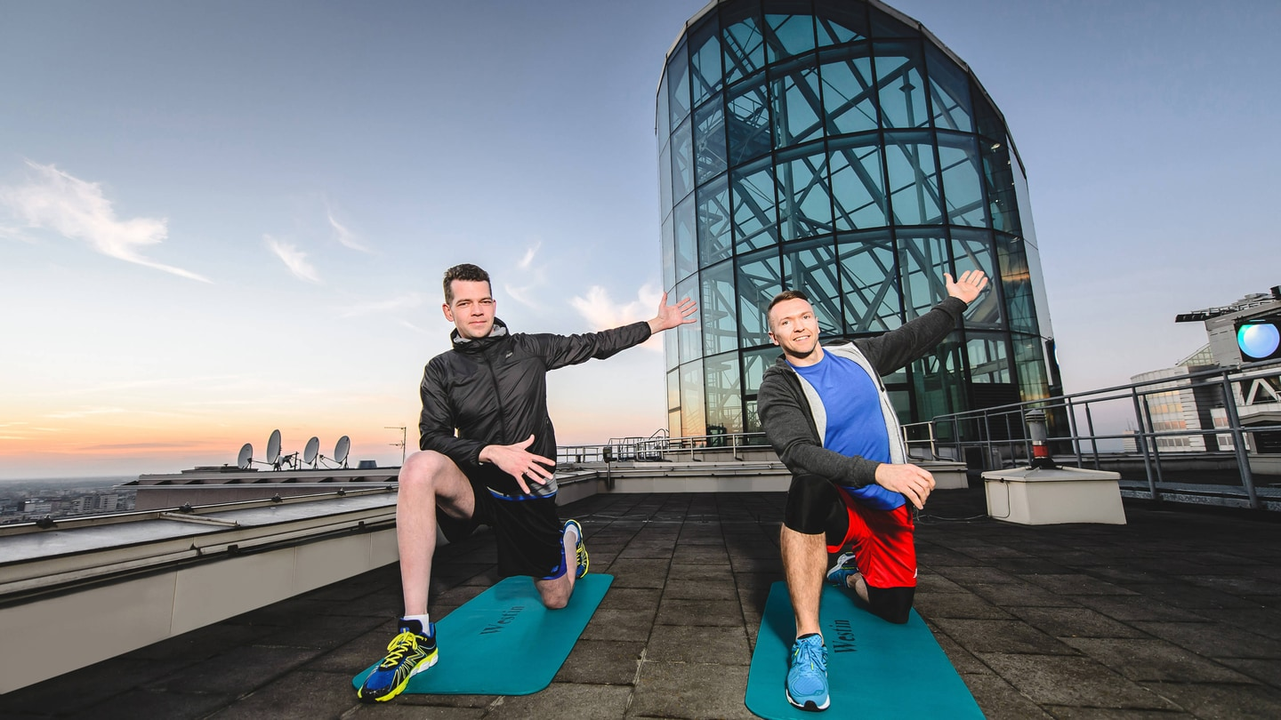 Move Well at the Westin Warsaw