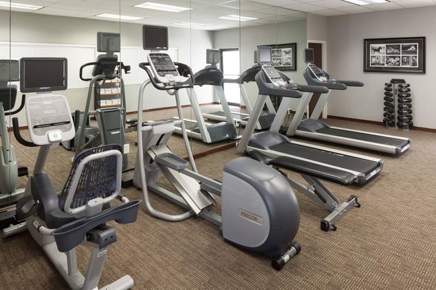 Courtyard Waco Fitness Center