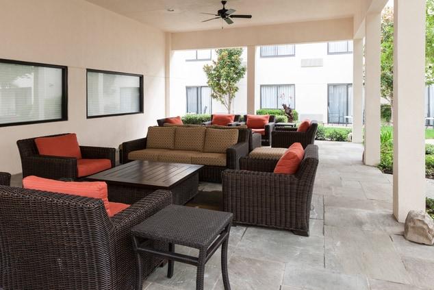 Courtyard Waco Terrace