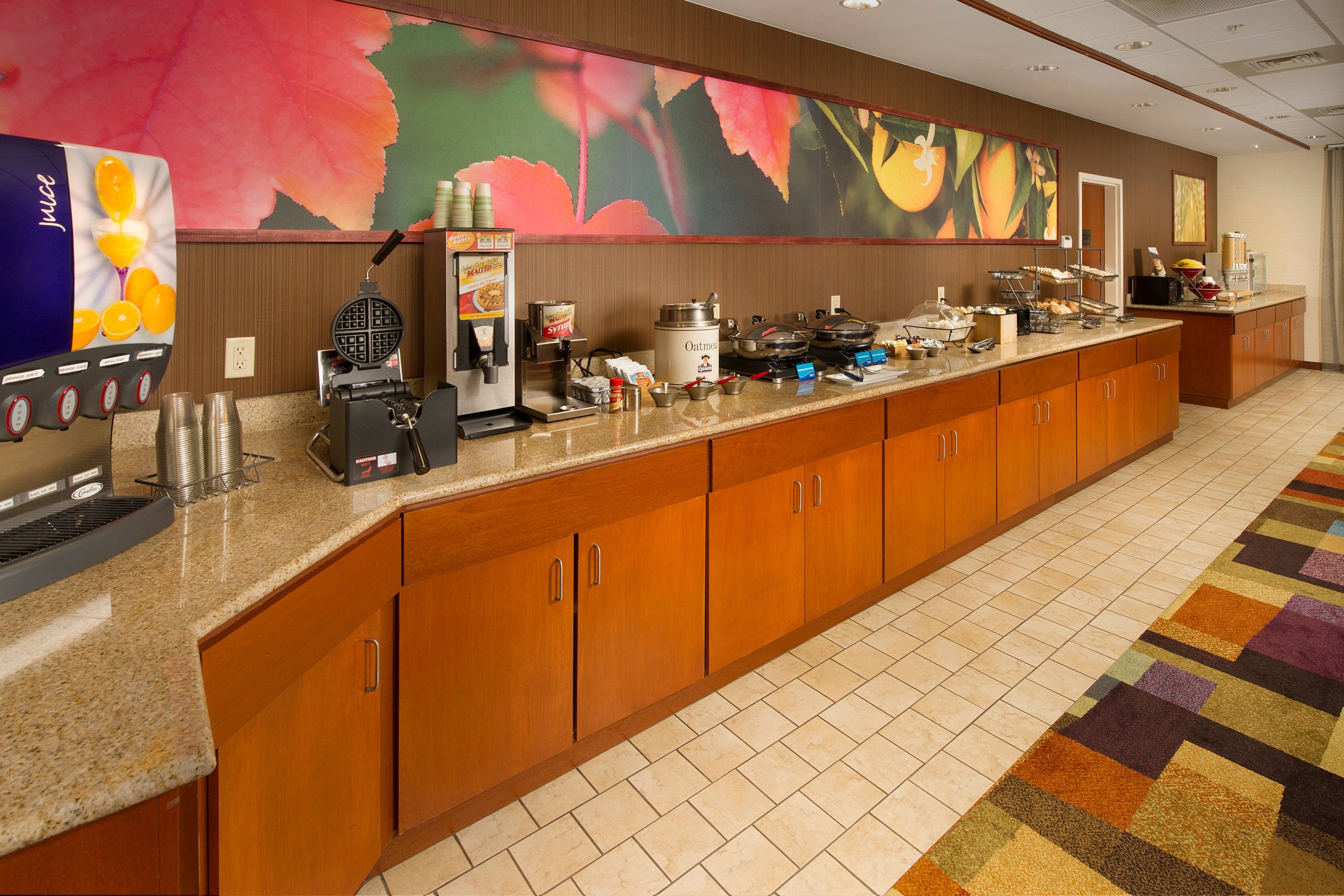 Complimentary Breakfast Waco Texas Hotels