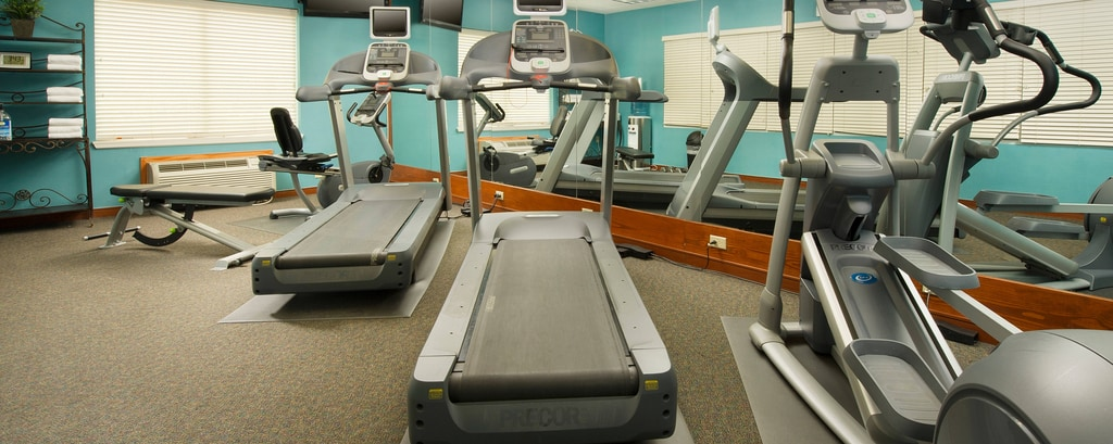 Fitness Center Hotels Waco TX