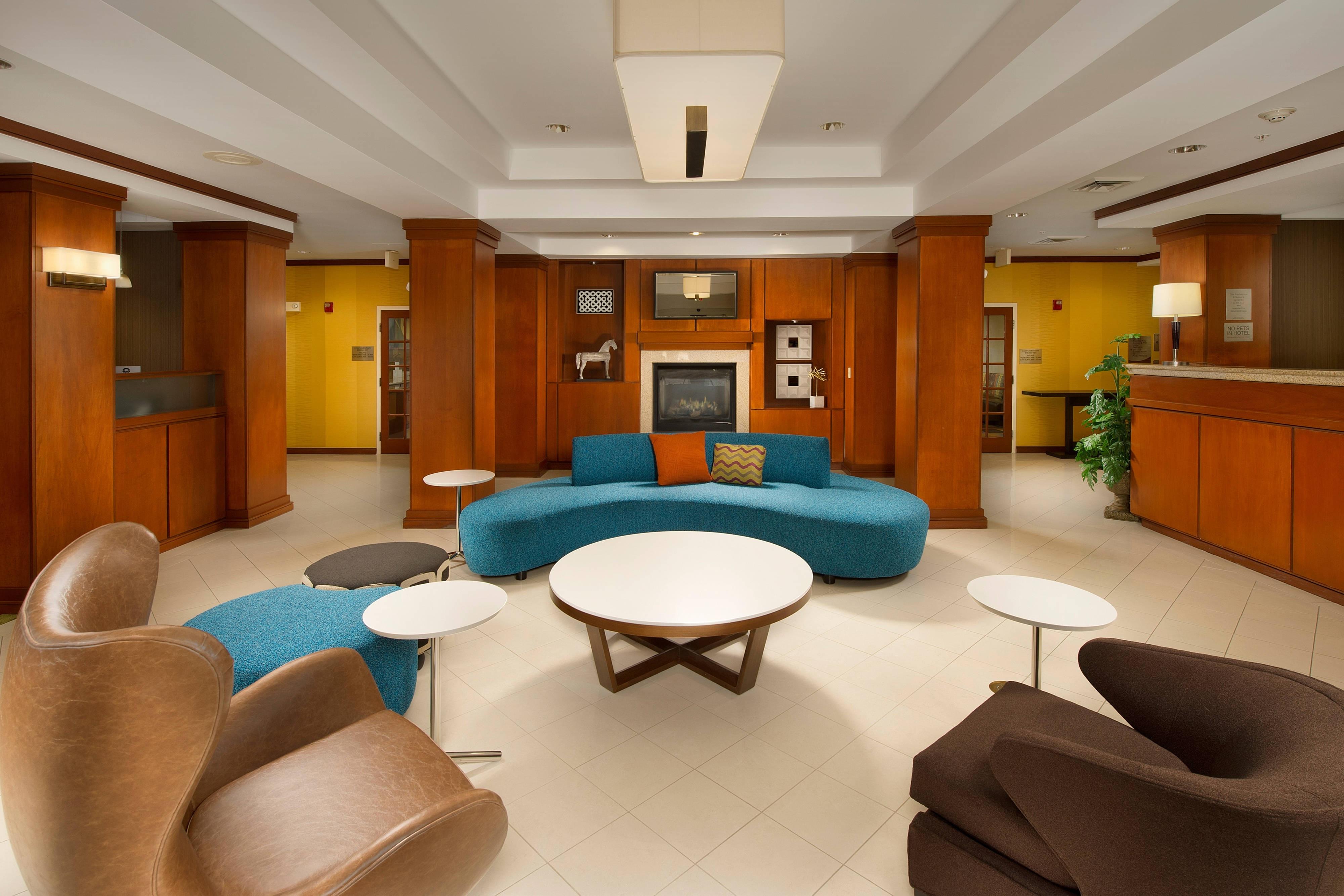 Waco Texas Hotel Lobby