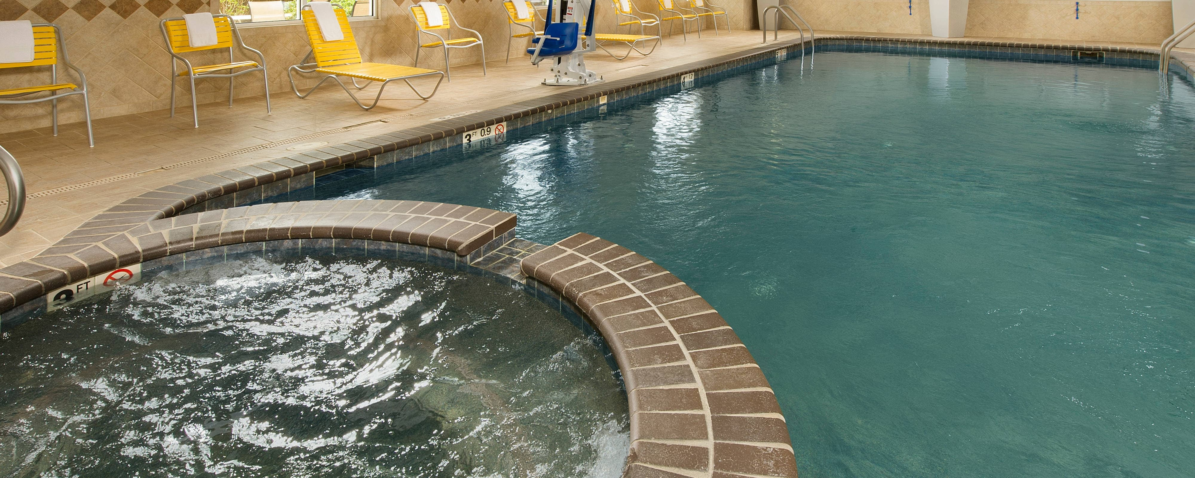 Indoor Swimming Pool Waco TX