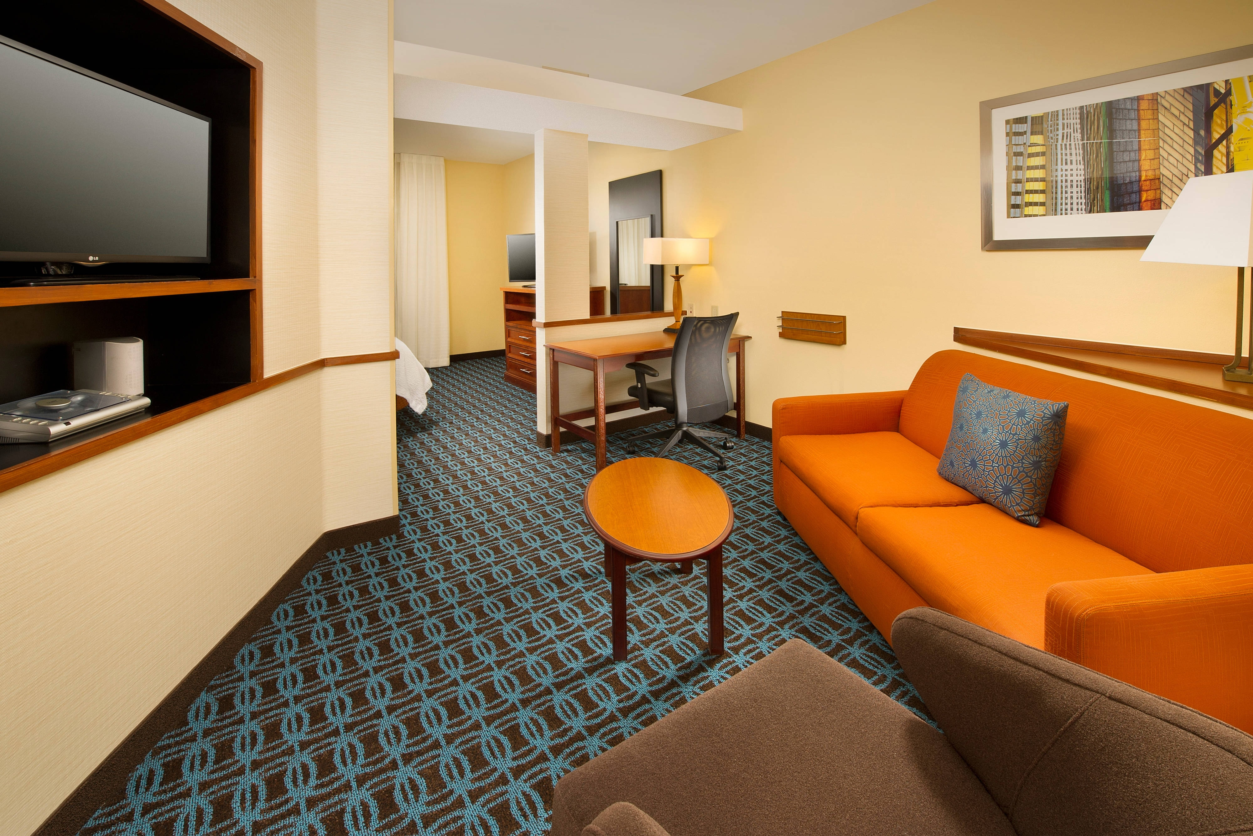 Waco Texas Extended Stay Hotel
