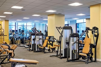 The Westin Riverfront Resort & Spa at Beaver Creek Mountain Athletic Club Cardio