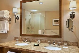 The Westin Riverfront Beaver Creek - Two-Bedroom Master Bath