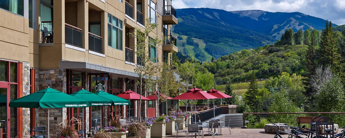 The Westin Riverfront Beaver Creek - Gondola Plaza