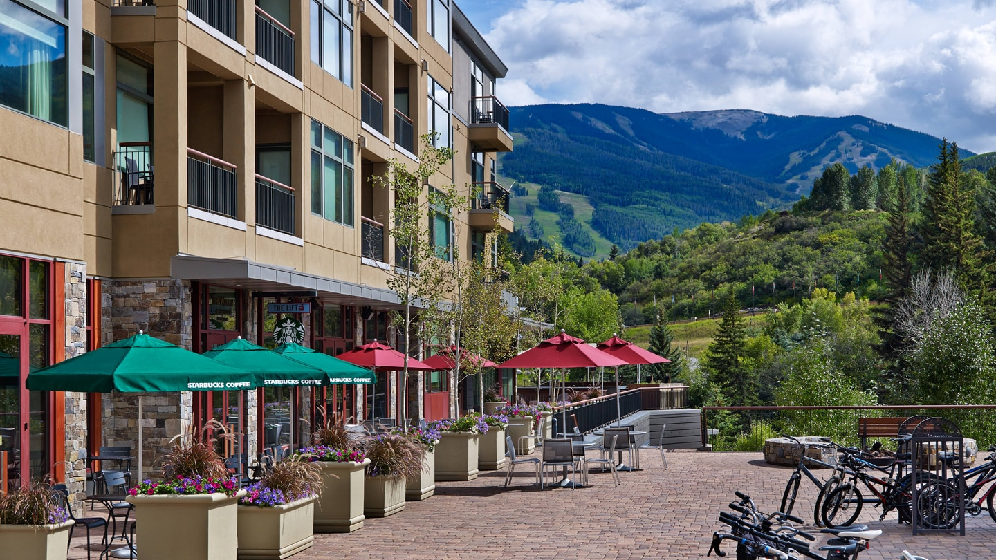 The Westin Riverfront Beaver Creek Gondola Plaza