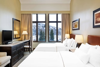 Westin Riverfront Beaver Creek Traditional Guest Room