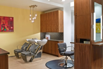 Salon at The Westin Riverfront Beaver Creek