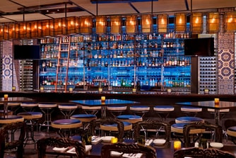 The Westin Riverfront Beaver Creek Maya Tequila Lounge