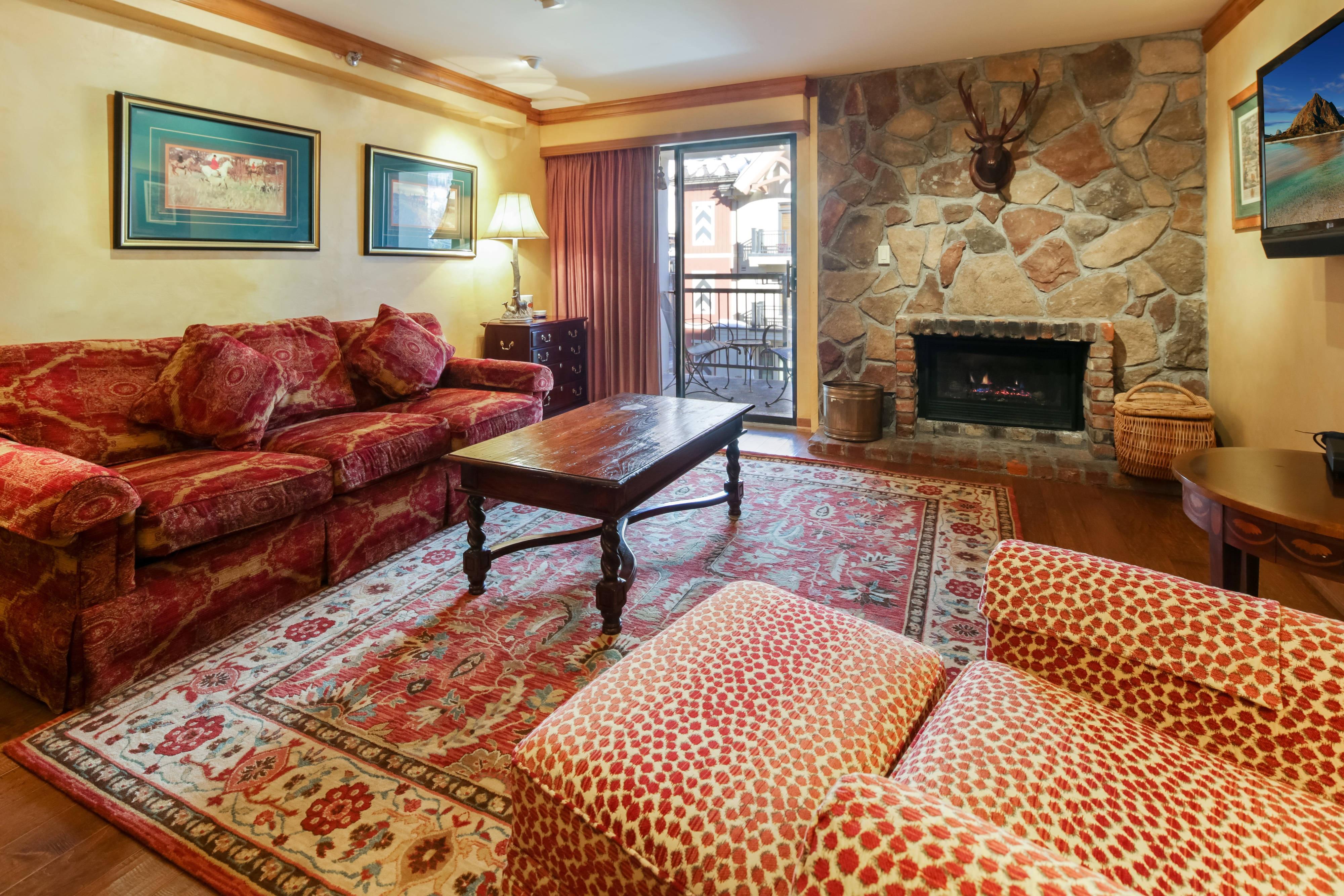 Condo - Sala de estar