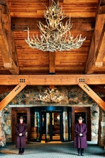Asistentes en el Vail Marriott Mountain Resort