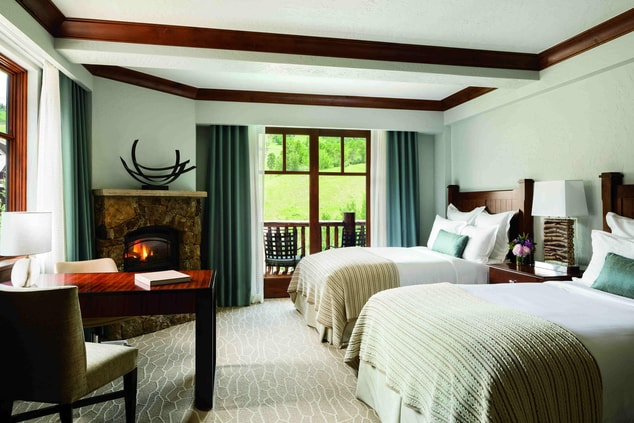 The Ritz-Carlton, Bachelor Gulch - Deluxe Guest Room