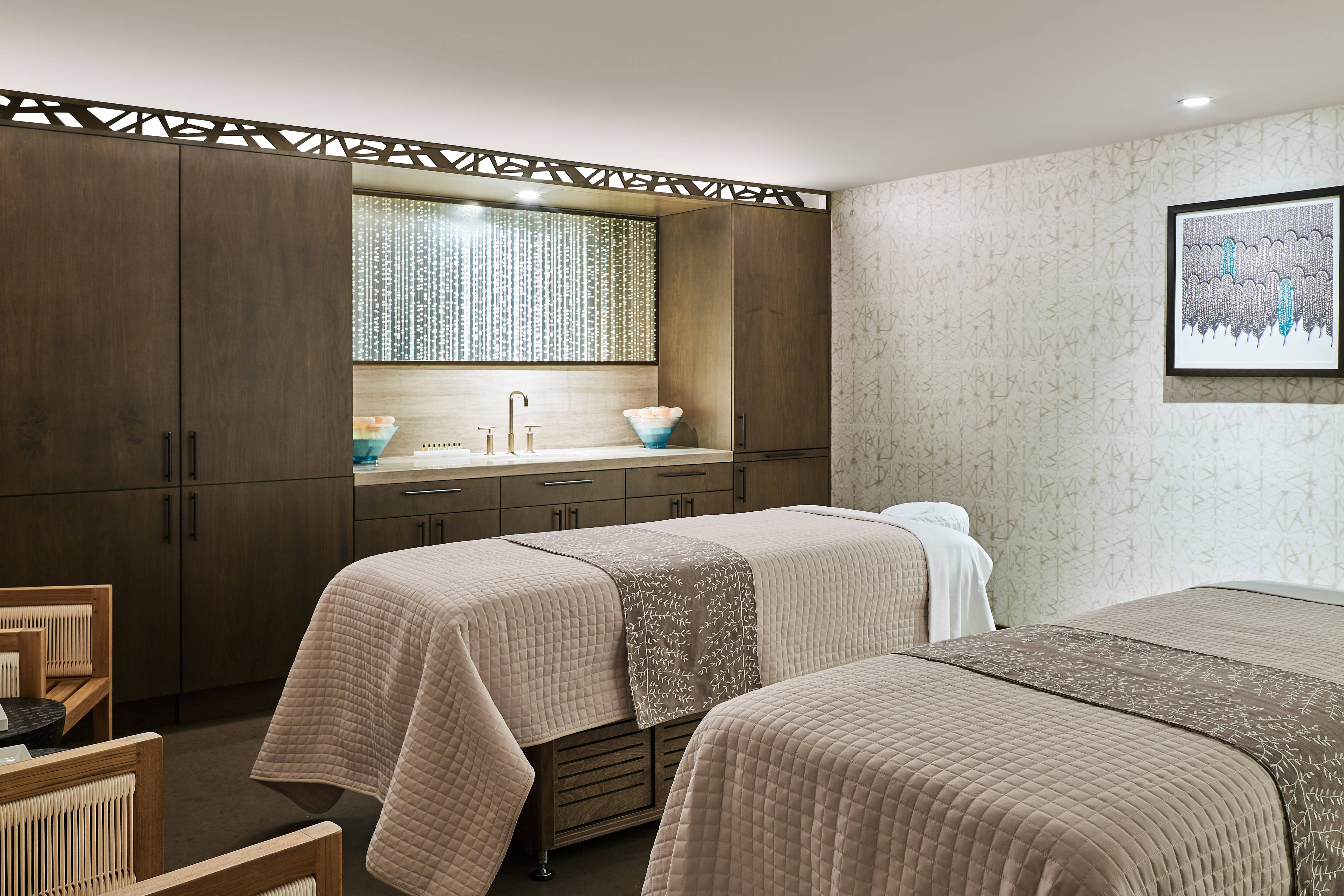 Double Spa Treatment Room