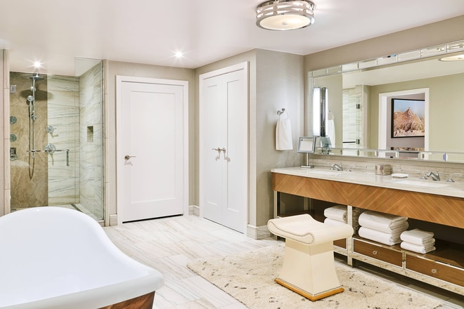 Two-Bedroom Suite - Master Bathroom