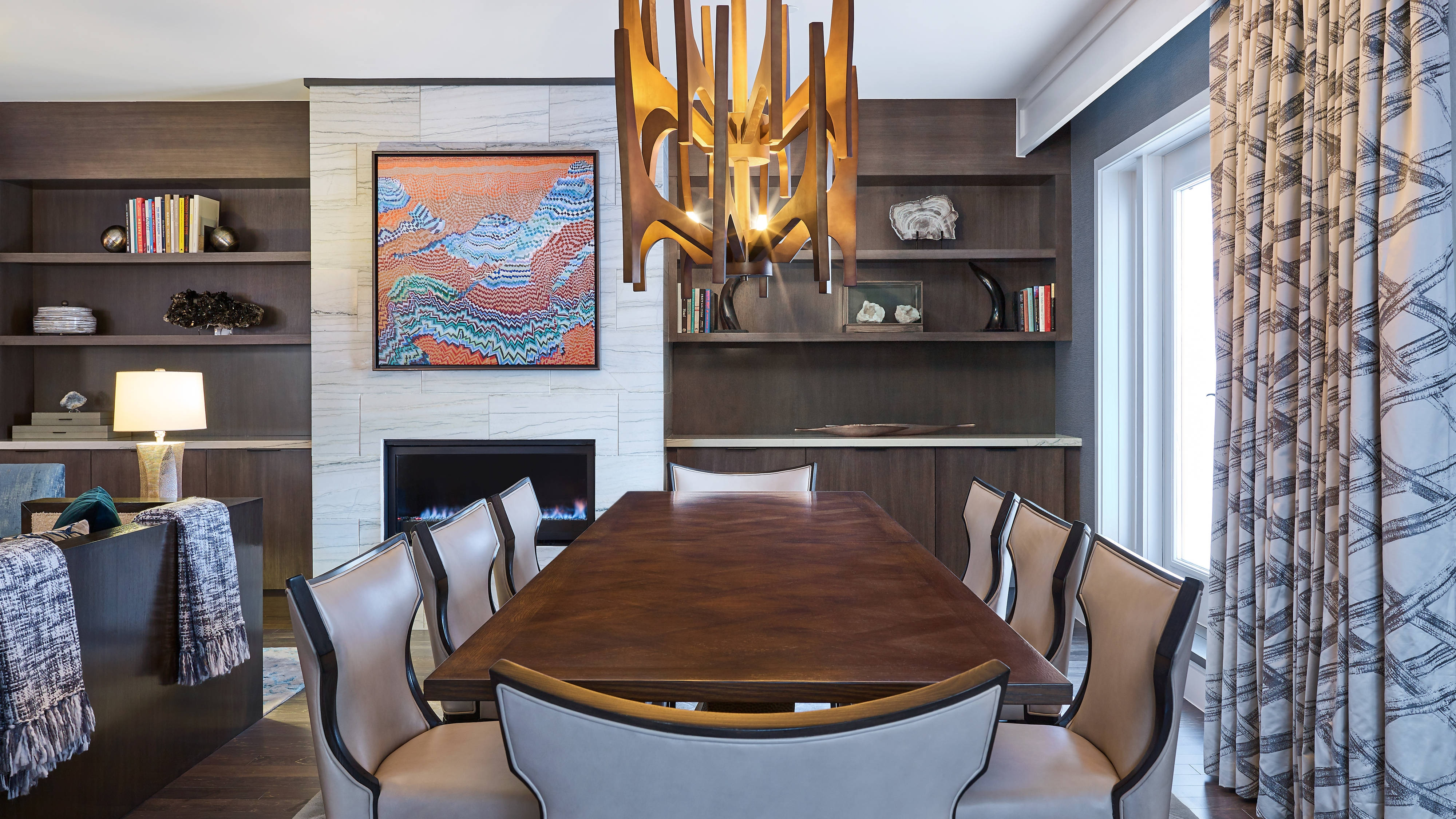 Two-Bedroom Suite - Dining Room