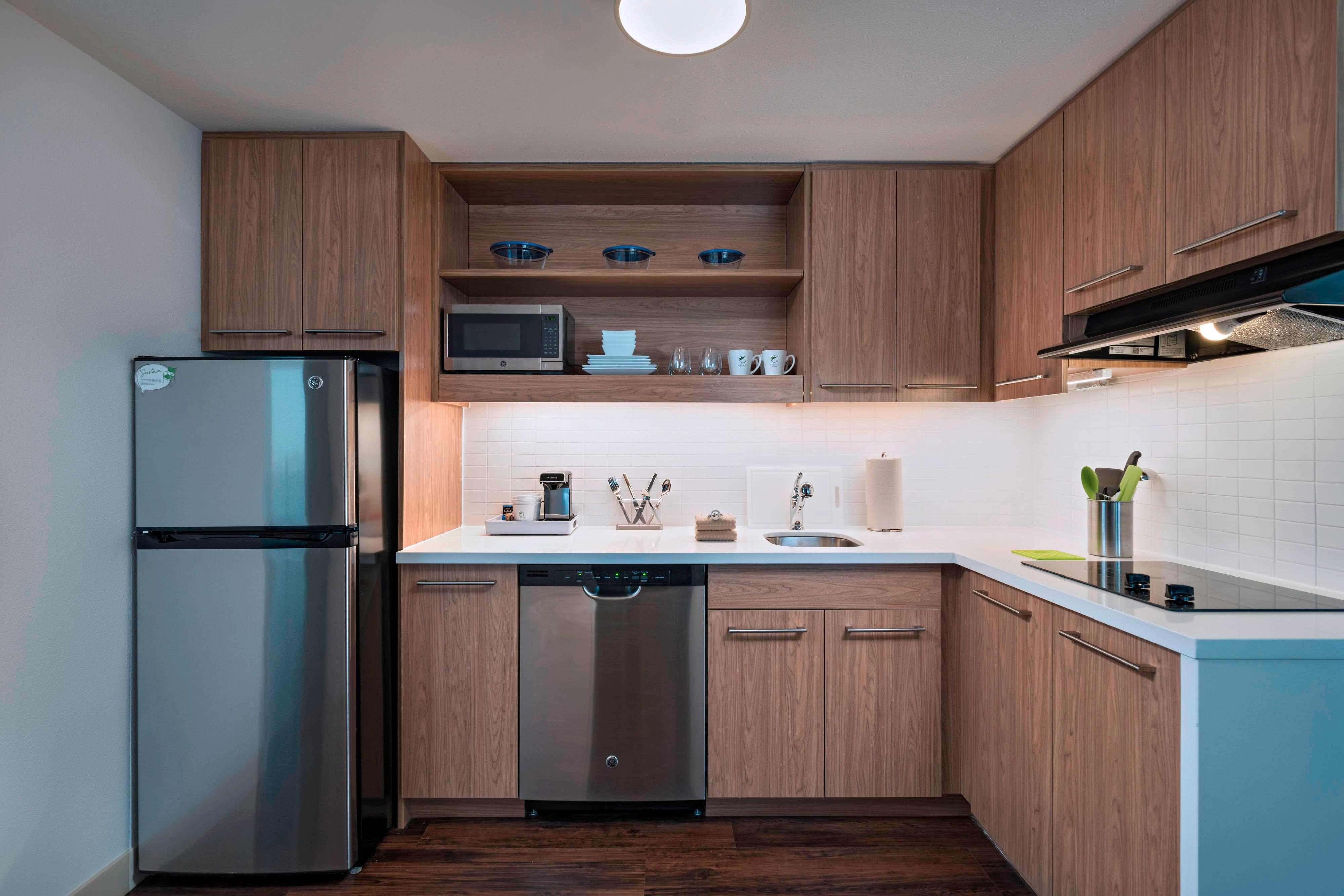 King Executive Suite - Kitchen