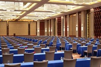 Huangjia Ballroom - Classroom Meeting