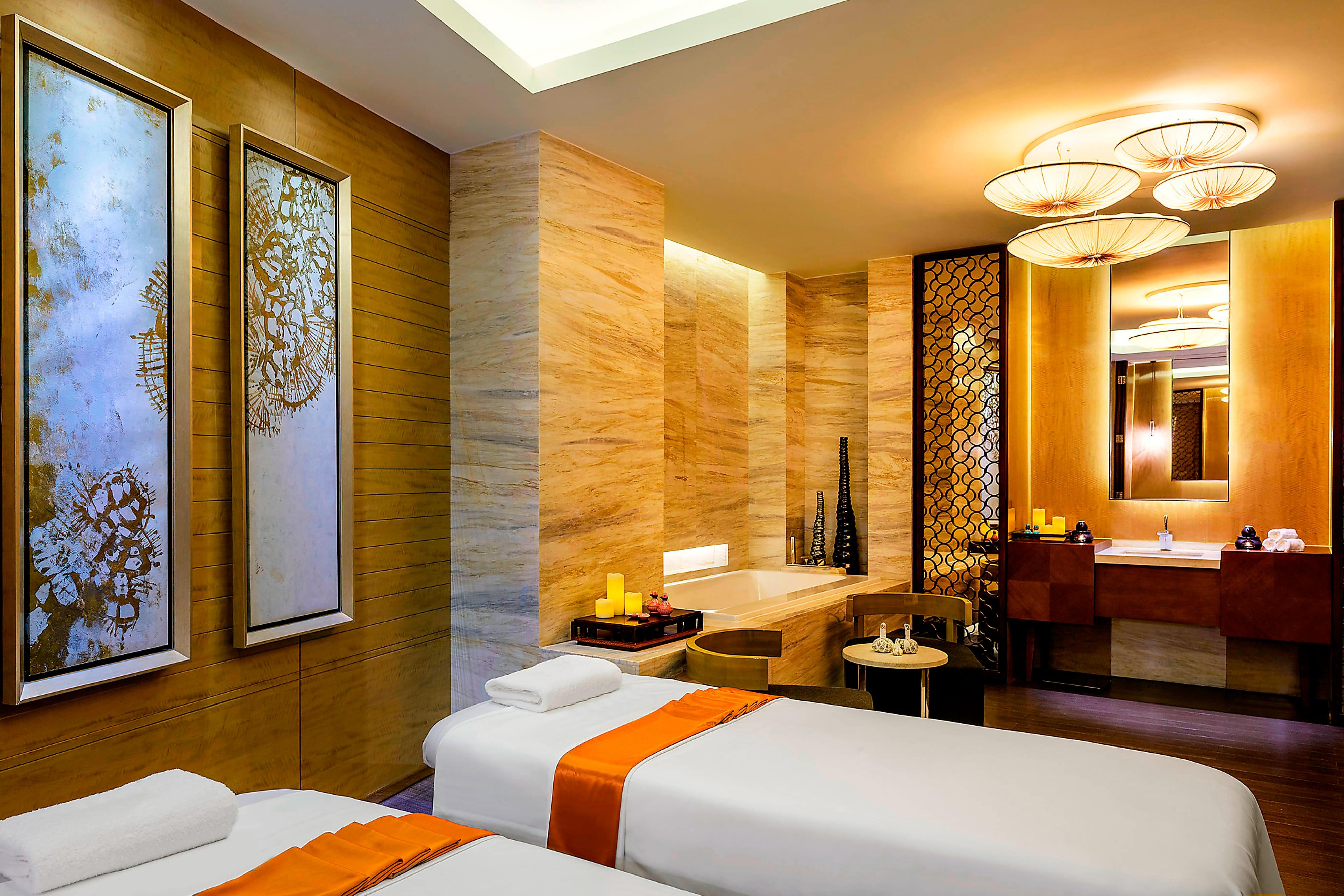 Spa Treatment Room - Twin