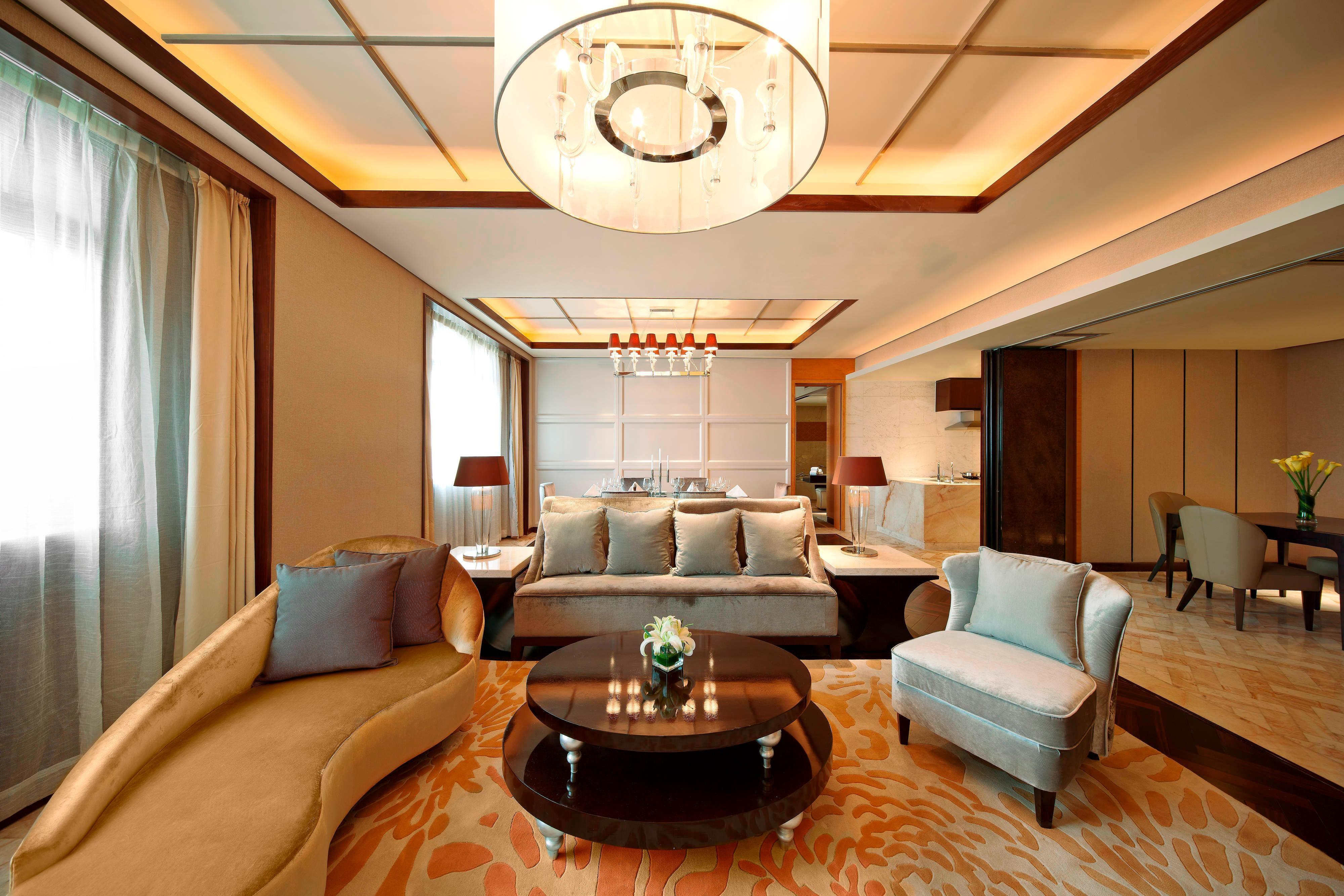 Suite 3 Bay con due camere da letto - Soggiorno