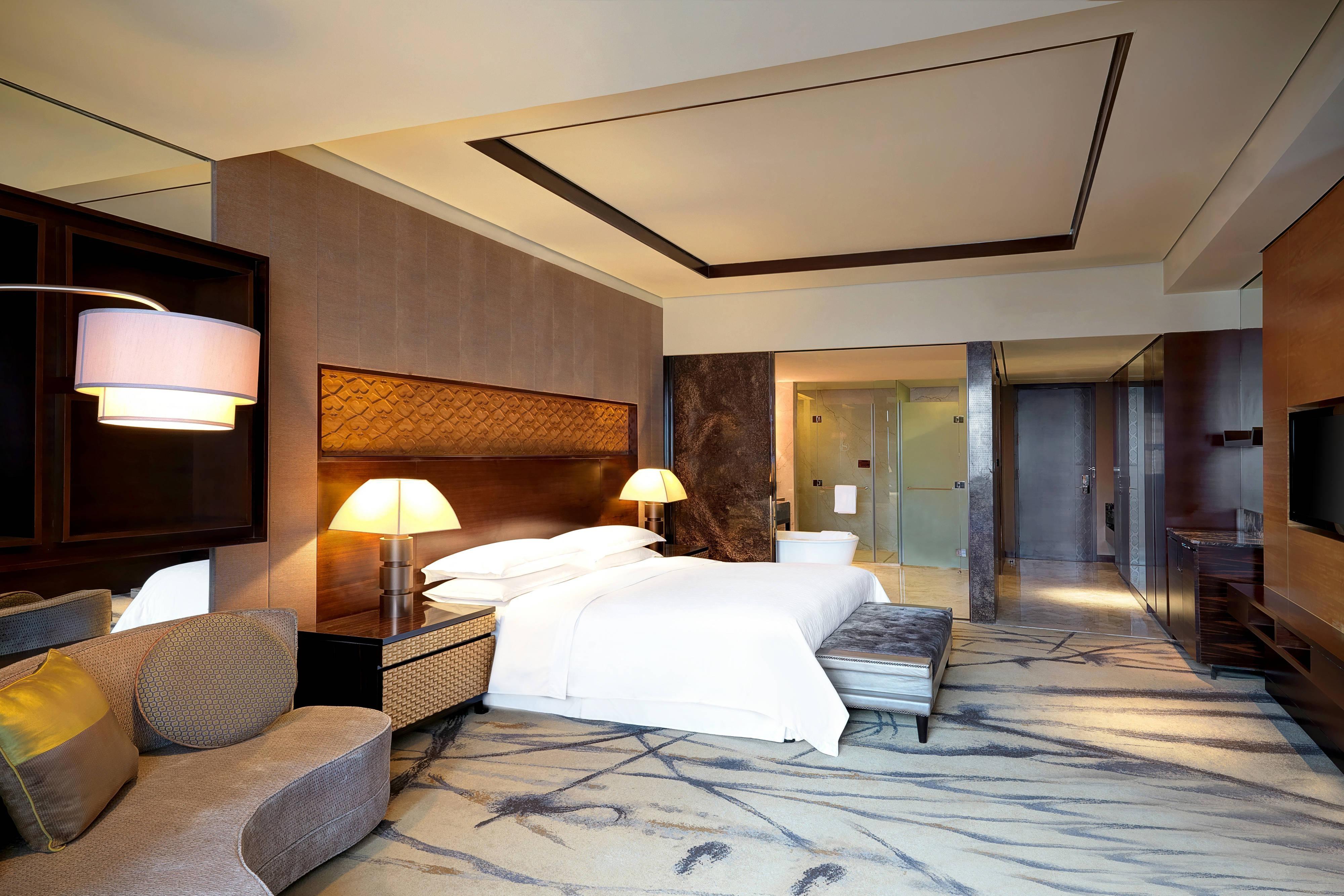Executive-Zimmer mit Kingsize-Bett