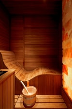 Shine Spa Sauna Room